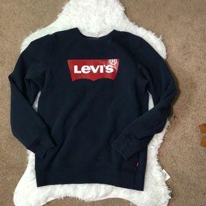 Levi's crew neck